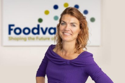 Marjolein Brasz start als managing director Foodvalley NL
